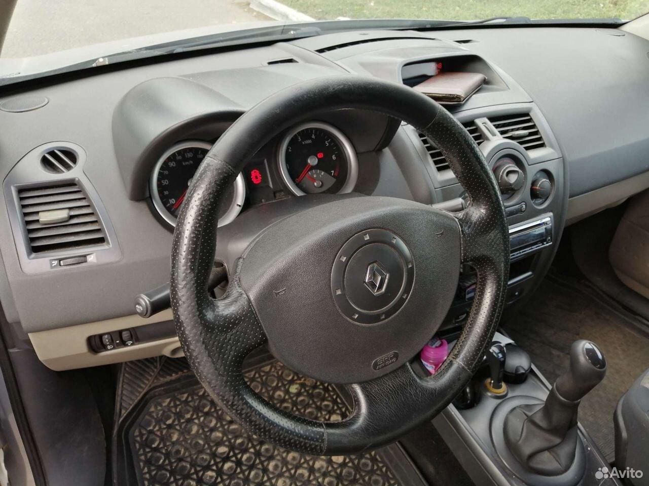 Renault Megane, 2004  89092668411 купить 7