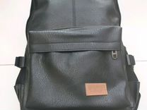 Рюкзак унисекс новый из экокожи