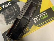 Видеокарта Zotac 1080 AMP Extreme