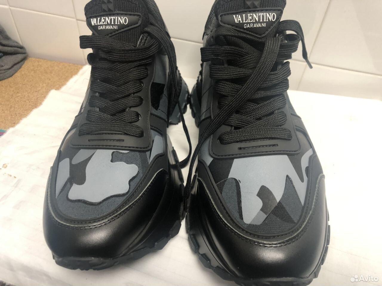 Продам кожаные кроссовки,купили не подошол размер  89187703894 купить 6