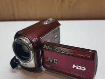 Видеокамера JVC Everio GZ-MG330