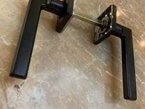 Дверные ручки inox luxe USA — Ремонт и строительство в Москве