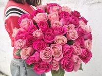 Розы Цветы от склада Доставка Пермь в течении часа
