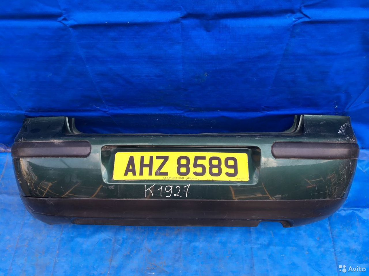 Бампер задний Volkswagen Golf 4 1997-2004  84732022776 купить 1