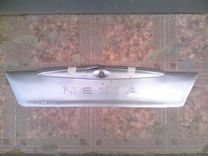 Накладка крышки багажника - Дэу Нексия 2007