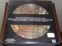 """LP Bathory 85""""The Return""""(Picture Disc, Sweden )"""
