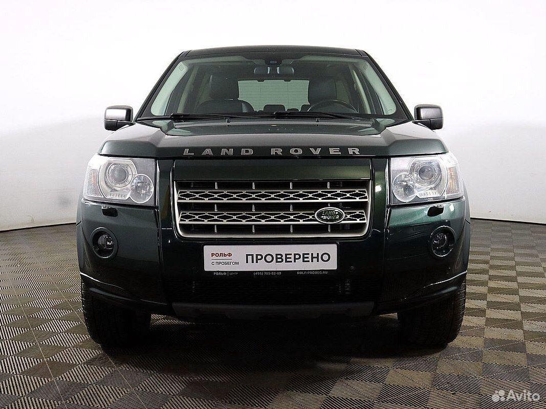 Land Rover Freelander, 2010  84954101966 купить 2