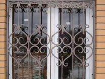Решетки на Окна и Гаражные ворота