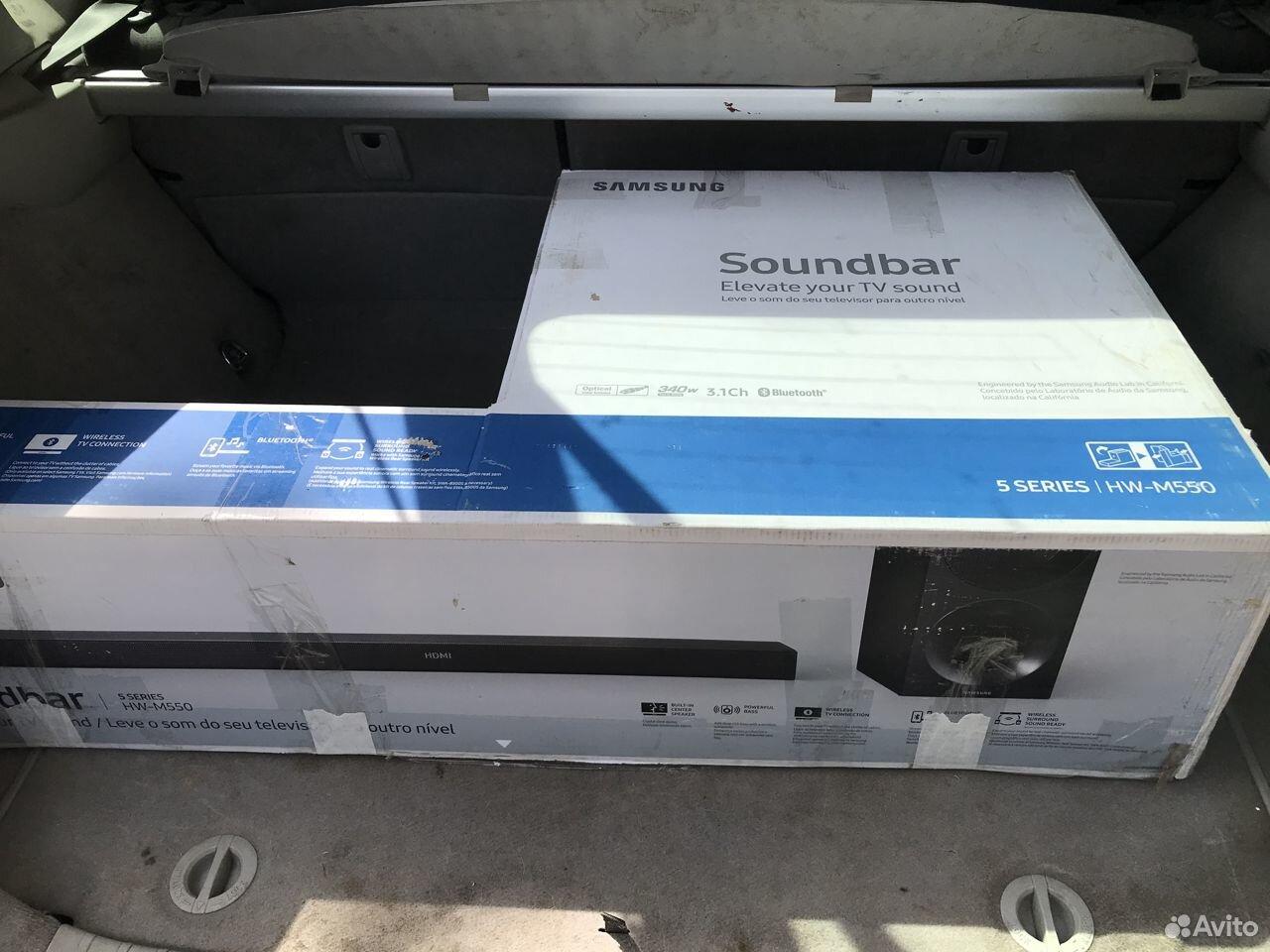 89270863062  Новый 3.1Саундбар Samsung 340Вт беспроводСабвуфер