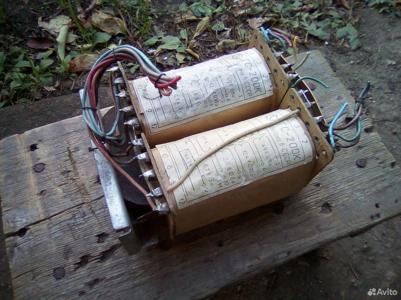 Трансформатор тс-200К  89043215940 купить 2