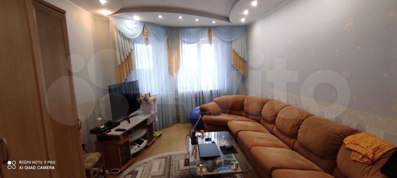 3-к квартира, 69.9 м², 4/9 эт.  89615533510 купить 3