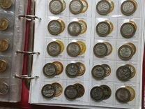 Юбилейные монеты 10, 5, 2 и 1