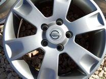 Диски R16 5x114.3 Nissan (Кашкай, Джук)