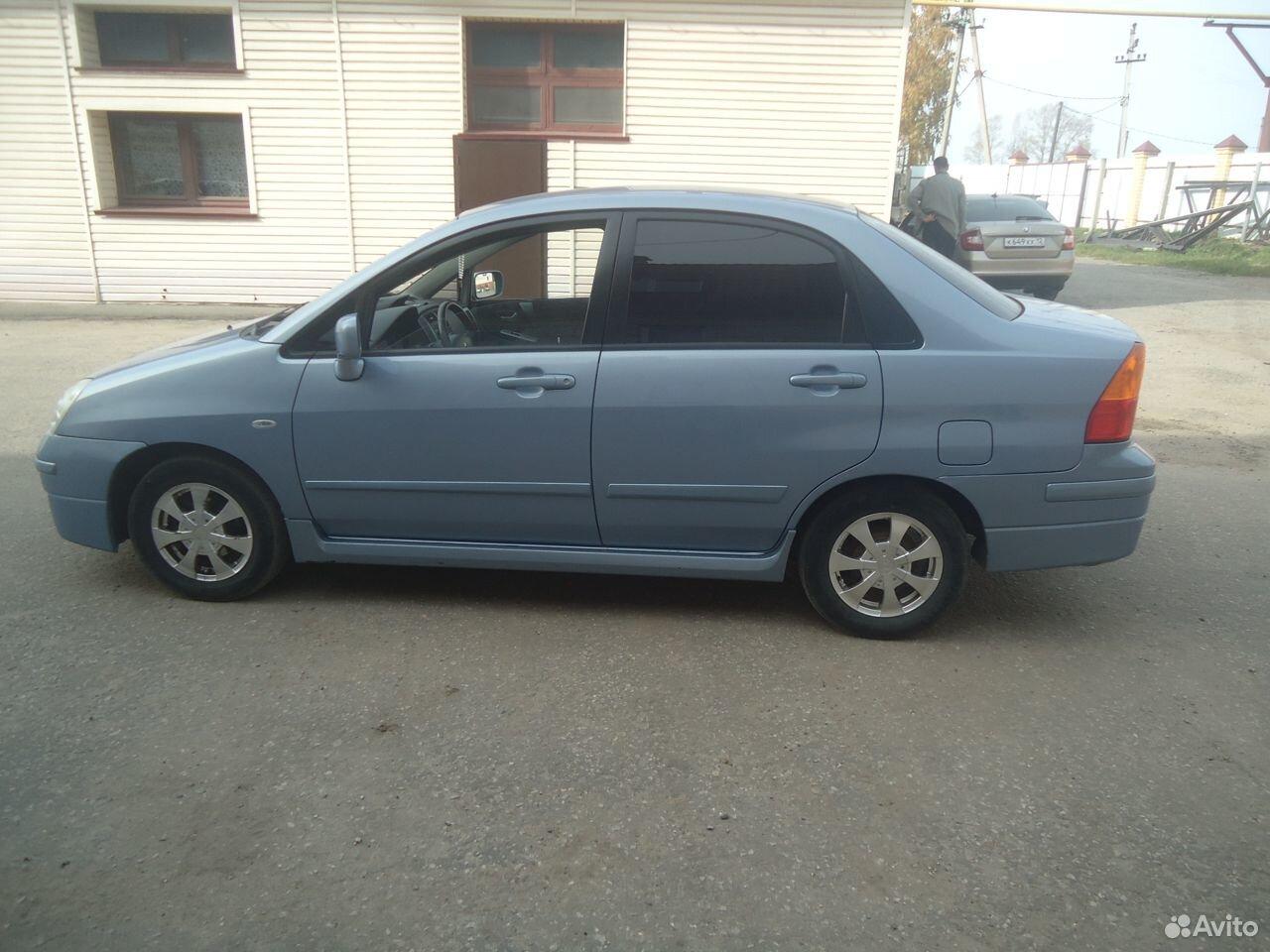 Suzuki Liana, 2008  89600996144 купить 4