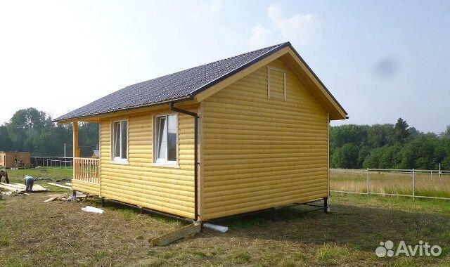 Дачный домик 6,0х6,0  89225996177 купить 5