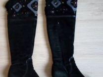 Сапоги - ботфорты — Одежда, обувь, аксессуары в Челябинске