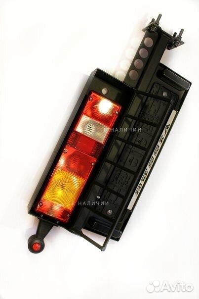 Кронштейны задних фонарей противоподкатный брус  89523983266 купить 8