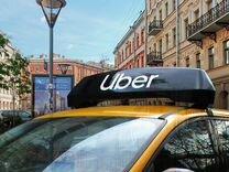 Световой короб Убер (лайтбокс Uber)