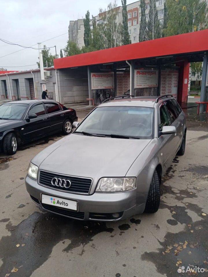 Audi A6, 2004  89027376300 купить 1