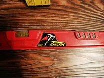Строительные уровни 2м,2.5м. 80см shark