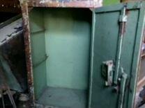 Шкаф металический, (Сейф)