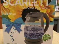 Чайник Scarlett sc-ek27g27