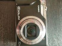 Цифровой фотоаппарат casio ex-h10