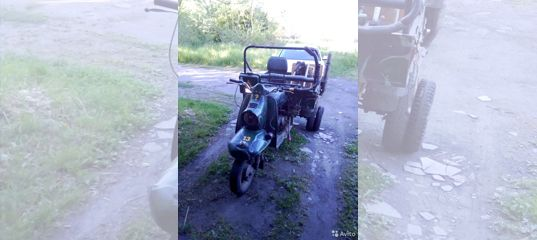 """Мотороллер """"Муравей-2"""" купить в Калининградской области   Транспорт   Авито"""