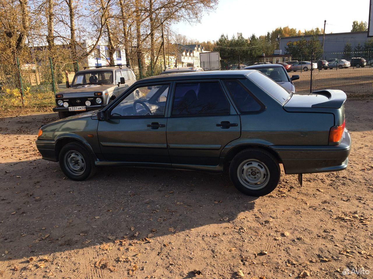 ВАЗ 2115 Samara, 2011  89116107914 купить 3