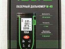 Дальномер лазерный tesla М-40