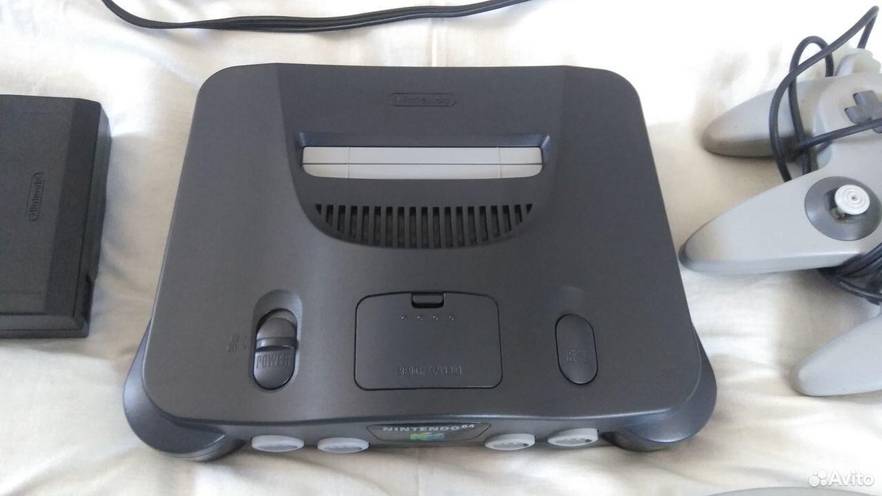 Nintendo 64  89241231635 купить 4