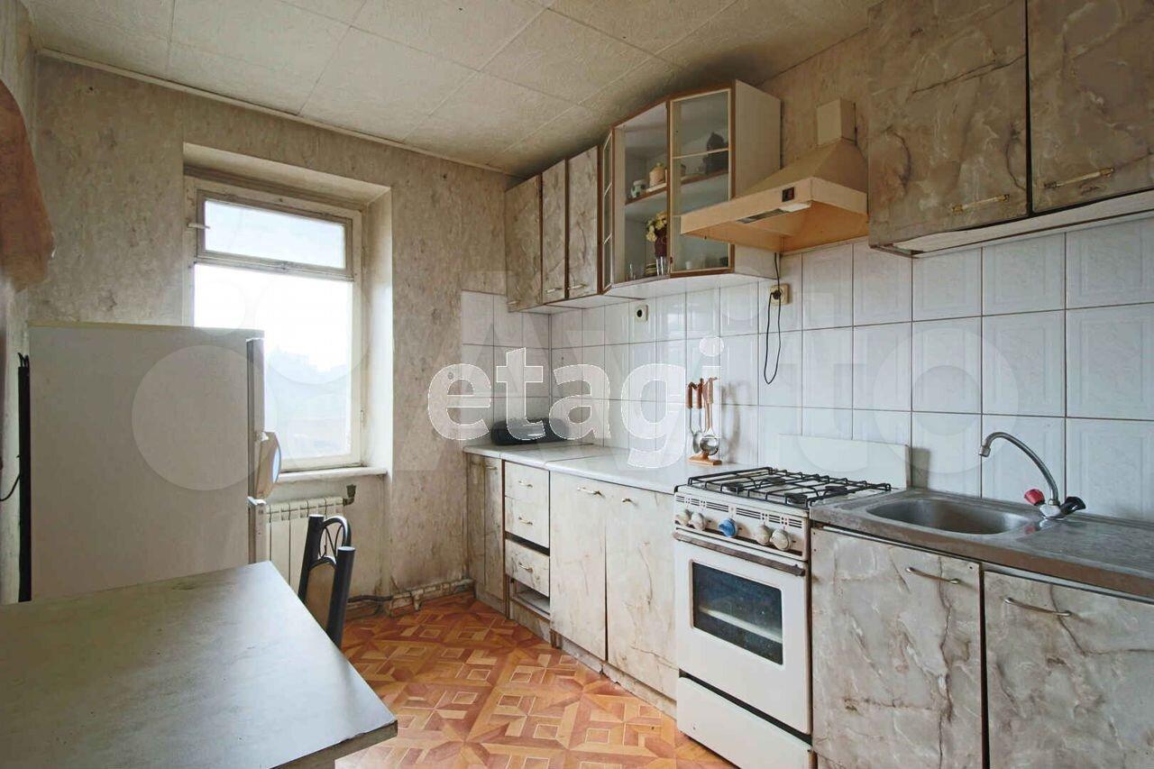 3-к квартира, 58 м², 5/5 эт. 89097993348 купить 2