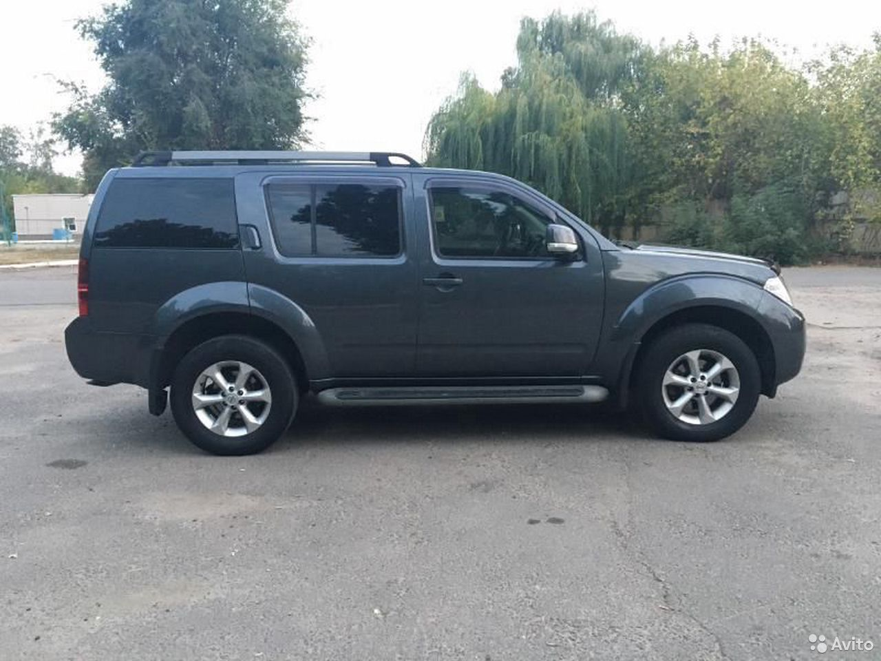 Nissan Pathfinder, 2011  89036551173 купить 6