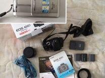 Фотоаппарат Canon EOS 400D и Canon PowerShot S50