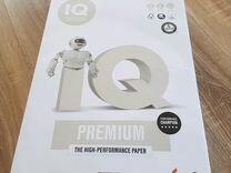 Бумага IQ Premium 120 г/м2 250хА3