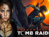 Shadow of the Tomb Raider 2018 для PS4