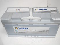 Аккумулятор Varta 110Ah обратная полярность