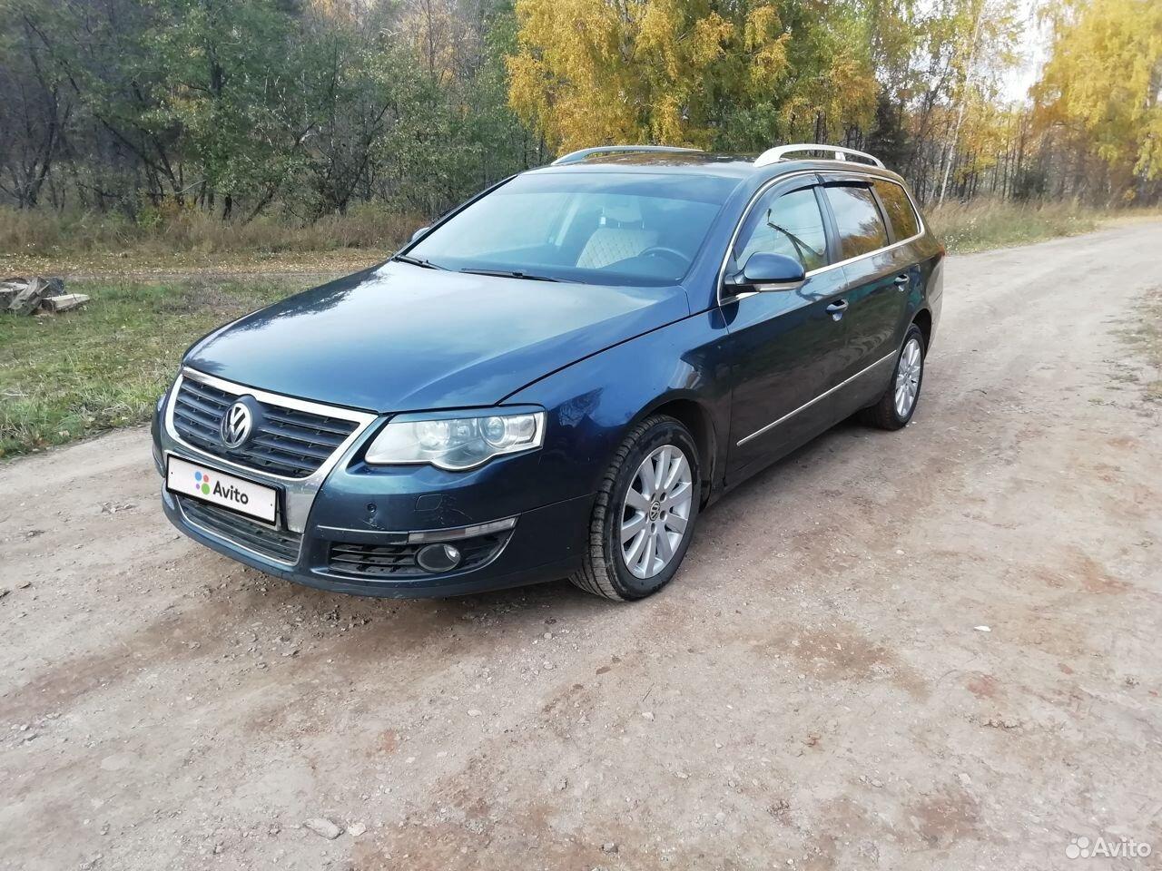 Volkswagen Passat, 2007  89659204541 купить 1
