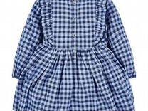 Платье байковое mothercare 104