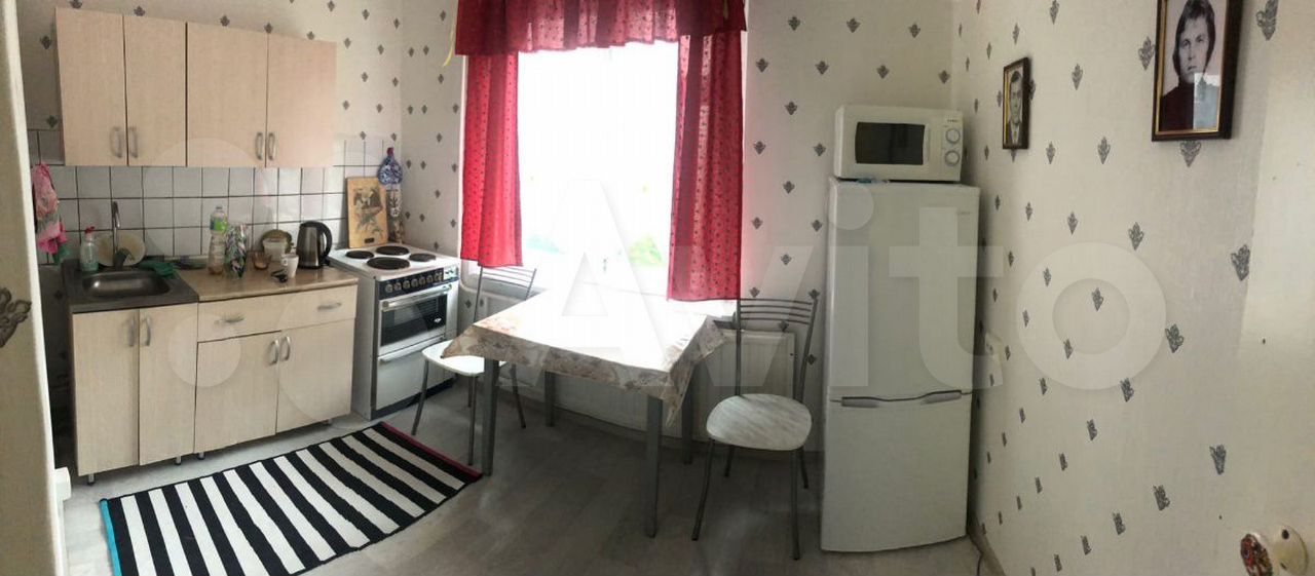 1-к квартира, 36 м², 1/5 эт.  89114352735 купить 1