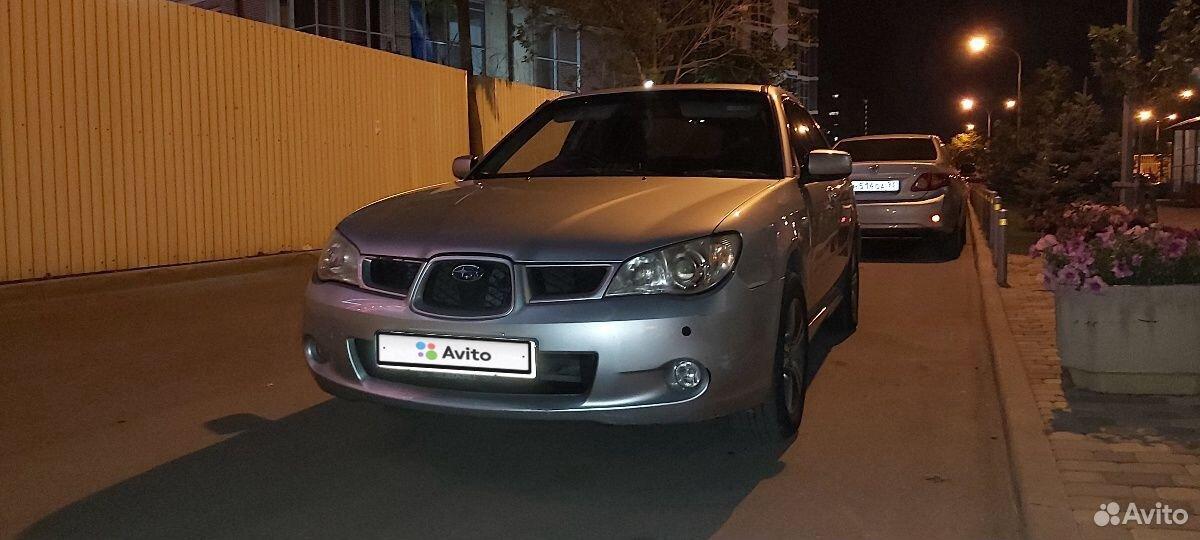 Subaru Impreza, 2007  89892102371 купить 2