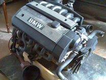 Двигатель BMW 3 series E46 5 series E39 2.5 M52B25 — Запчасти и аксессуары в Воронеже
