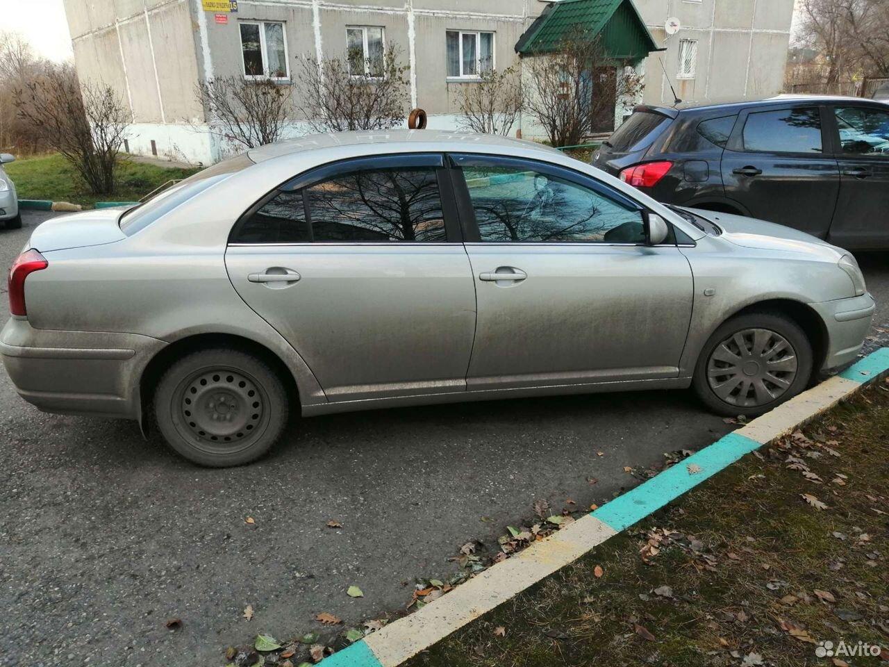 Toyota Avensis, 2004  89050743815 купить 3