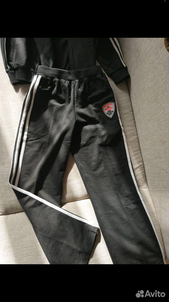 Спортивный костюм на мальчика 10-12лет 89638106168 купить 2